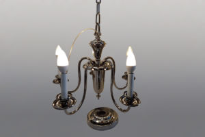 Gallery LightFixture-BlackNickel