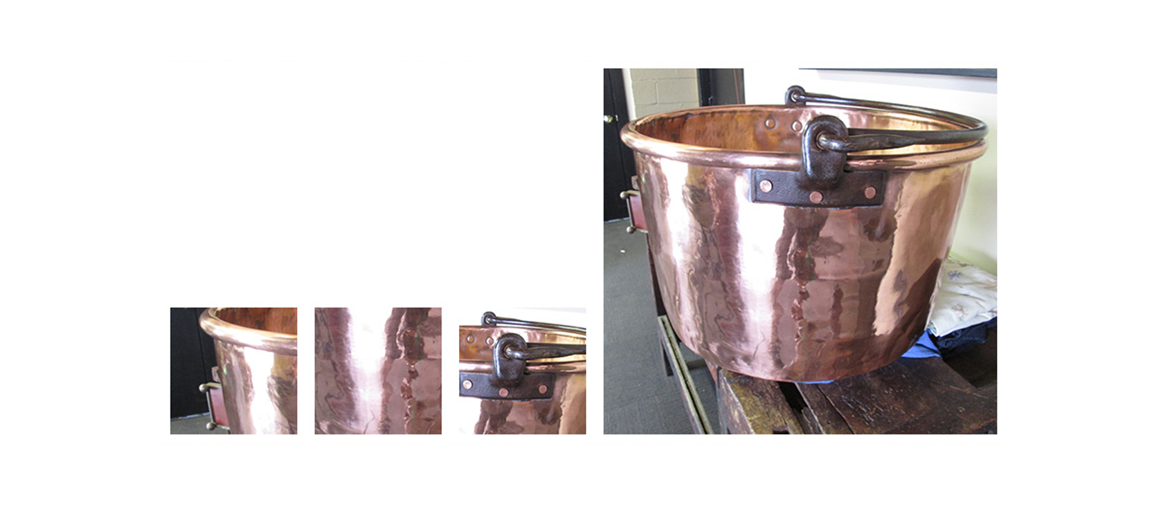 Polished Copper